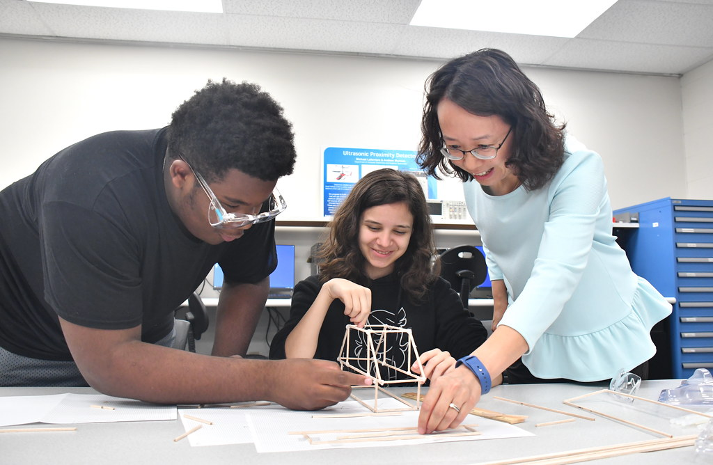 Bridging the STEM gap at National Summer Transportation Institute