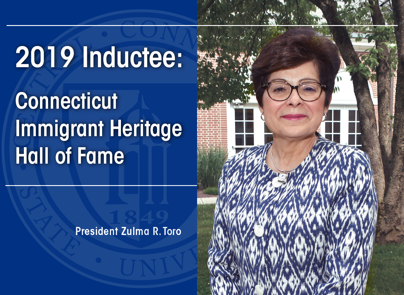 Dr. Toro to be inducted into Connecticut Immigrant Heritage Hall of Fame