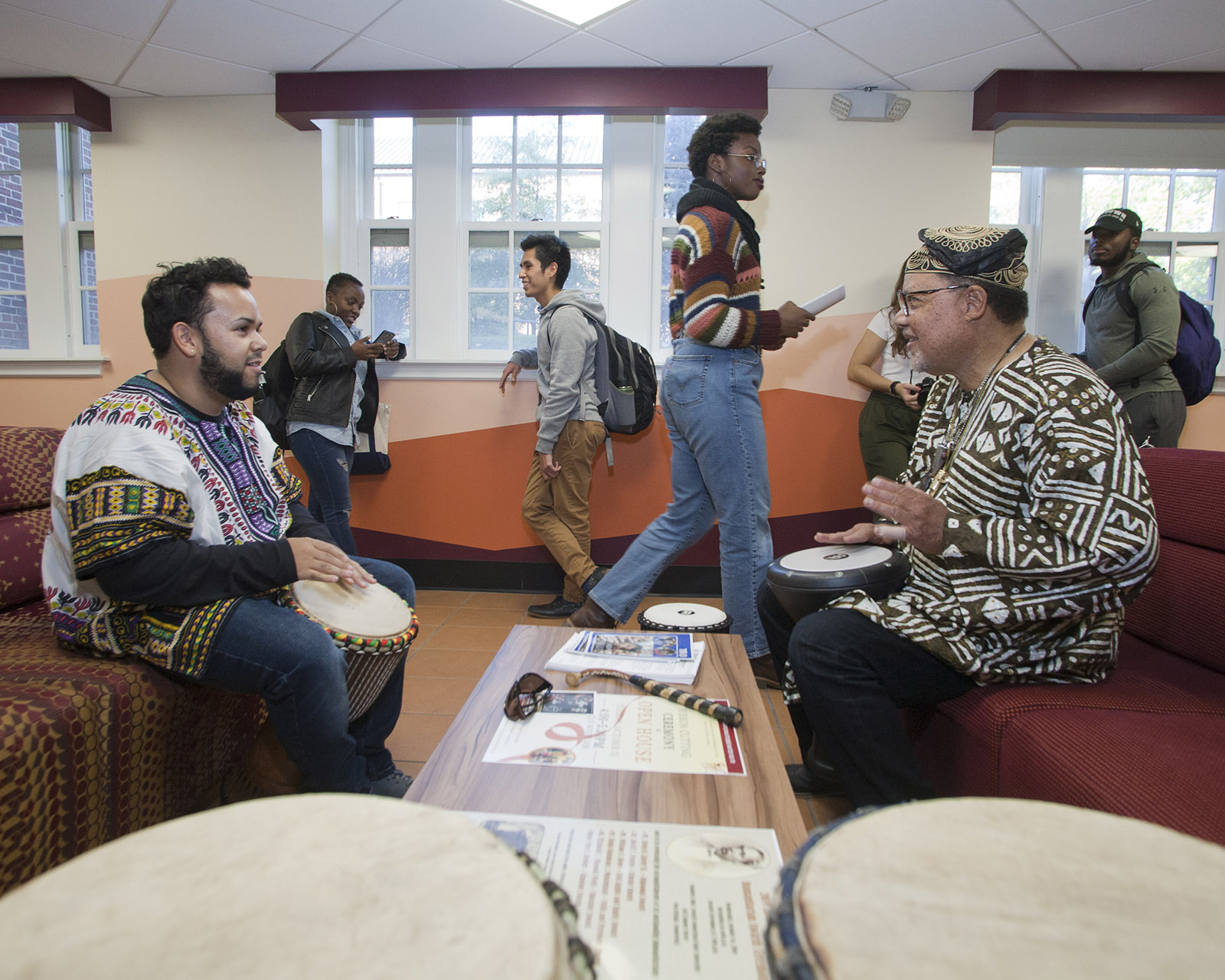 Center for Africana Studies reveals new look