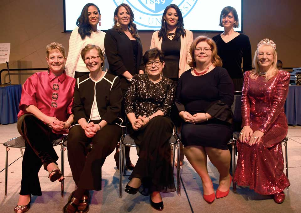 CCSU celebrates 'Women of Influence'