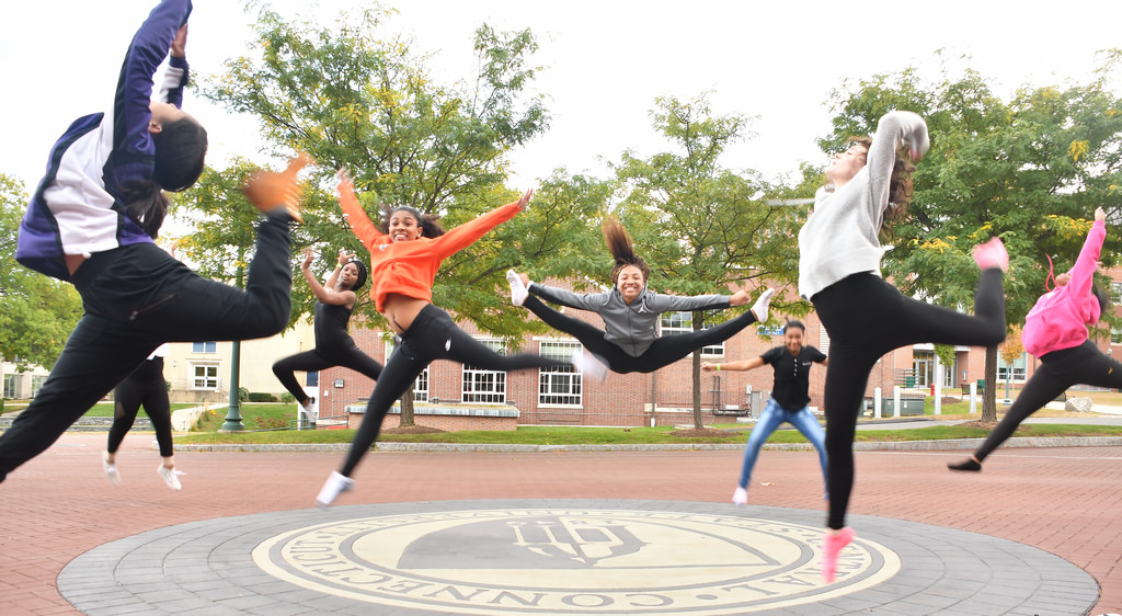 Dance students take studies to the next level